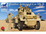 Humber Armoured Car Mk.II - 1:35e - Bronco Models - CB35085