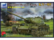 Russian Heavy Tank KV-85 - 1:35e - Bronco Models - CB35110