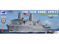 USS LPD-21 New York  - 1:350e - Bronco Models - NB5024