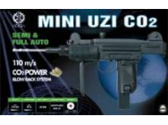 UZI Mini S&F Co2 - AIS-470501
