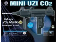 UZI Mini Semi Co2 - AIS-470500