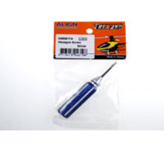T-Rex 250 - Hexagon Screw Driver - H25081TA - ALG-H25081TA