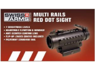 Visee point rouge multi rails red hot - AIS-263866