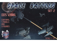 Space battles, set 2 - 1:72e - DDS - DDS72006