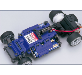 CHASSIS MR02 MM/RM ASF 2.4GHZ - KYO-K.30450ASF