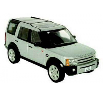 Land Rover Discovery 5P Gris - BRIT40790