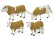Vaches Simmental - BRIT42351