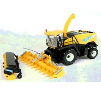 Ensileuse Automotrice New Holland FR 9060 - BRIT42408