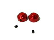 Collier Roues Rouge Secraft 5.1mm - SEC-20100510045813