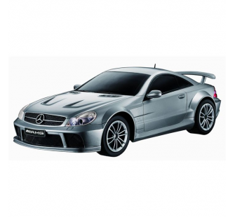 Mercedes-Benz SL65 AMG(1:28) Grise - MCO-42LC296760-9-GRIS
