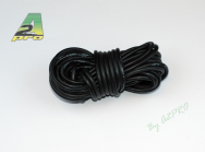Fil silicone AWG14 - 2,12mm² noir A2PRO - A2P-17142