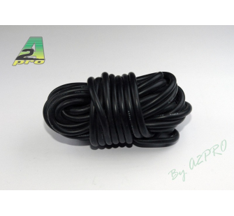 Fil silicone AWG12 - 3,58mm² noir A2PRO - A2P-17122
