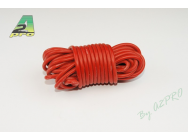Fil silicone AWG16 - 1,32mm² rouge A2PRO - A2P-17161