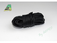 Fil silicone AWG16 - 1,32mm² noir A2PRO - A2P-17162