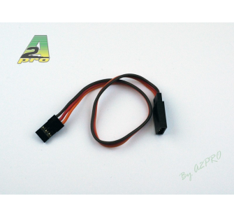Rallonge 17,5cm JR - cable 0,30mm² A2PRO - A2P-13065