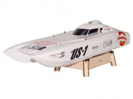 Catamaran US-1 Brushless 2.4 GHz - 68cm - 45+ km/h RTR - AMW-26030