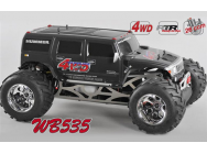 Monster Hummer WB535 4WD RTR FG 1/6 - T2M-G34030R