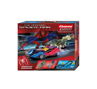Circuit The Amazing Spiderman Carrera 1/43 - T2M-CA62281