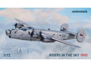 Riders in the Sky 1945 Limited Edition - 1:72e - Eduard Plastic Kits - 2123