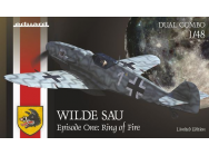 WILDE SAU Episode One: RING of FIRE, Limited Edition - 1:48e - Eduard Plastic Kits - 11140