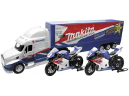 Camion Man Tgs Team Hahn Racing Tamiya 58632 Miniplanes