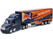 TRUCK PETERBILT 387 TEAM HOOTERS RACING 2008 - NRY-10143