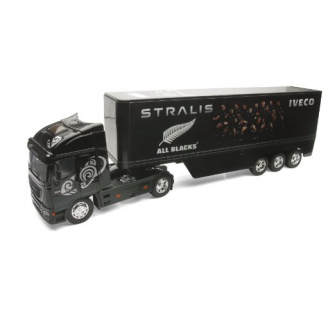 TRUCK IVECO STRALIS ALL BLACK  - NRY-10323