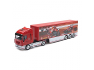 CAMION REMORQ. 2009 DUCATI RACING TEAM TRUCK  1-43° - NRY-15593