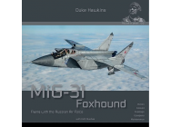 Duke Hawkins-MIG-31 Foxhound Flying with the Russian Air Force- e - Historical Military Heritage ASBL - 12