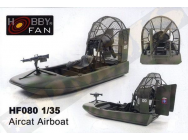 Aircat Airboat (complete resin kit) - 1:35e - Hobby Fan - HF080
