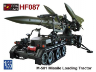 M-501 Missile Loading Tractor - 1:35e - Hobby Fan - HF087