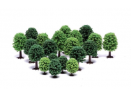 Skale Scenics Hobby  Deciduous Trees - e - Humbrol - R7198