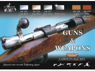 Guns and Weapons - e - Lifecolor - CS26
