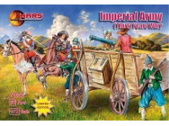 Imperial Army, 30 years war - 1:72e - Mars Figures - MS72032