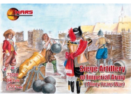 Siege artillery of Imperial Army - 1:72e - Mars Figures - MS72038