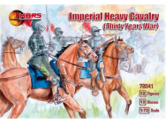 Imperial Heavy Cavalery, 30 Years War - 1:72e - Mars Figures - MS72041
