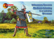 Lithuanian-Russian medium infantry - 1:72e - Mars Figures - MS72061