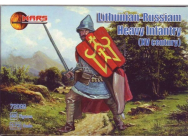 Lithunian-Russian heavy infantry,XV cent - 1:72e - Mars Figures - MS72066