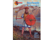 Sea Peoples, 13-12th century BC - 1:72e - Mars Figures - MS72088