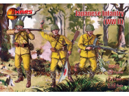 WWII Japanese Infantry - 1:32e - Mars Figures - MS32015