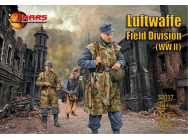 WWII Luftwaffe field division - 1:32e - Mars Figures - MS32017
