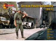 German panzergrenadiers WWII - 1:32e - Mars Figures - MS32018