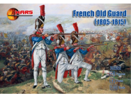 French old guard (1805-1815). - 1:32e - Mars Figures - MS32022
