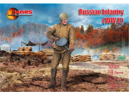 WWII Russian infantry - 1:32e - Mars Figures - MS32025