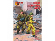 WWII Russian Assault Troops - 1:32e - Mars Figures - MS32026