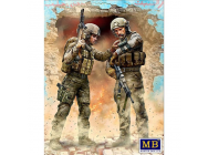 Our route has been changed! Modern War Series, kit No.1 - 1:24e - Master Box Ltd. - MB24068