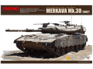 Merkava Mk.3D Early - 1:35e - MENG-Model - TS-001