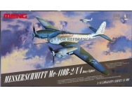Messerschmitt Me-410B-2/U4 Heavy Fighter - 1:48e - MENG-Model - LS-001