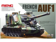 French AUF1 155mm Self-propelled Howitze - 1:35e - MENG-Model - TS-004