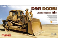 D9R Armored Bulldozer - 1:35e - MENG-Model - SS-002